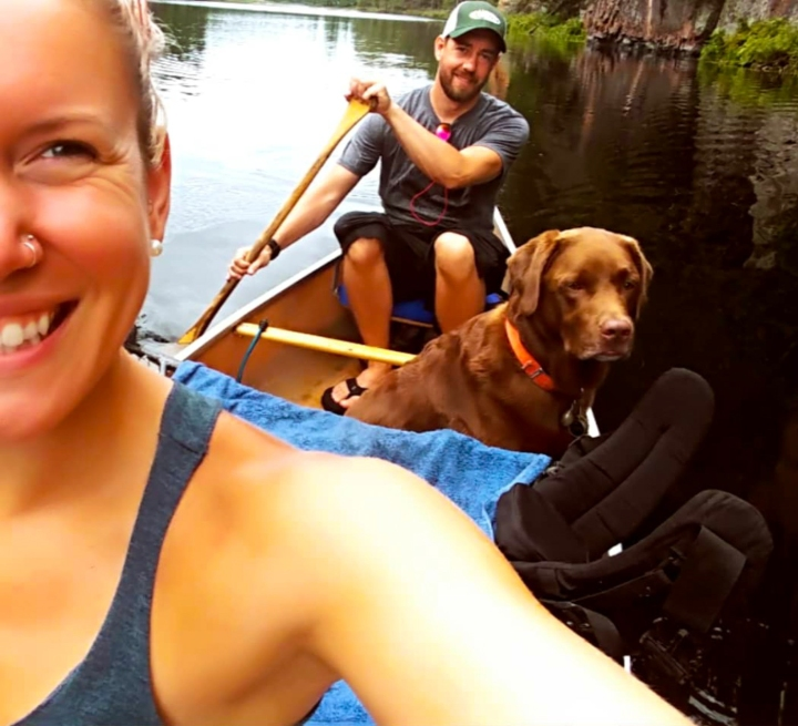 What Happened When I went Canoe Camping for the First Time